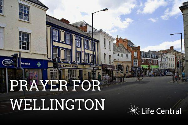 Prayer for Wellington