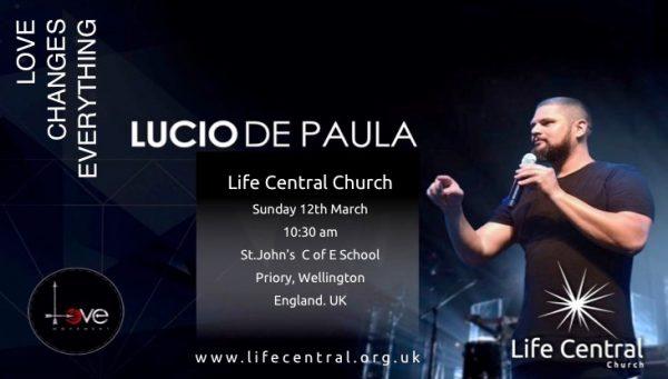 Sunday special : Lucio De Paulo