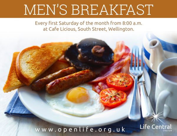 Men's Breakfast