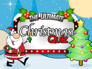 Christmas Quiz Fun for our Kenya Project