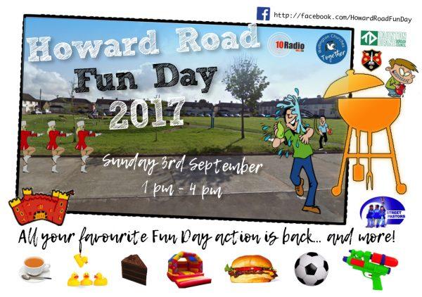 Howard Road Update…