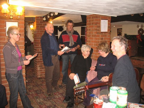 Carols in the Pubs