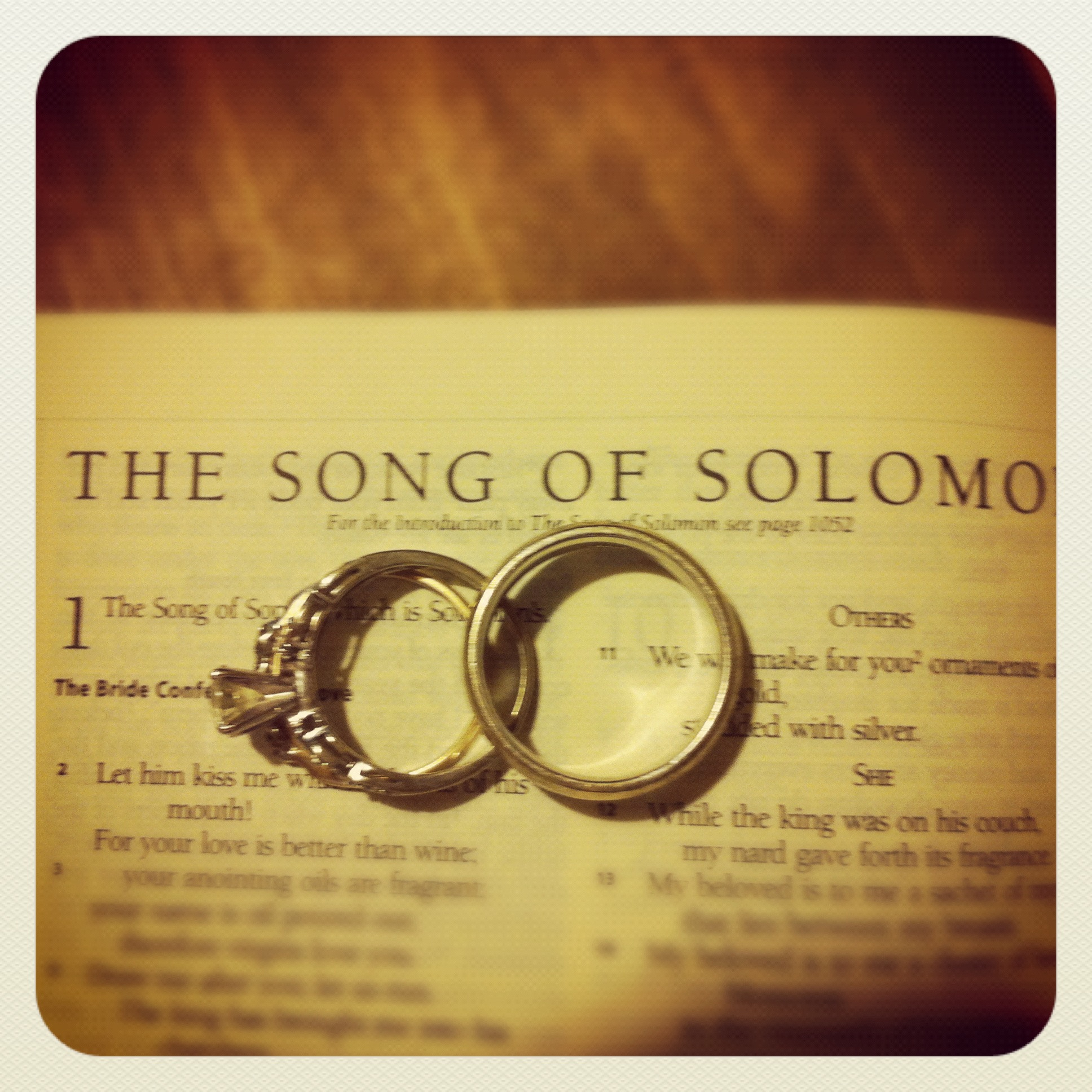 Song of Songs – part 1