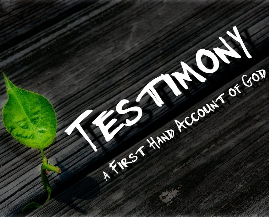 The Power of Testimony