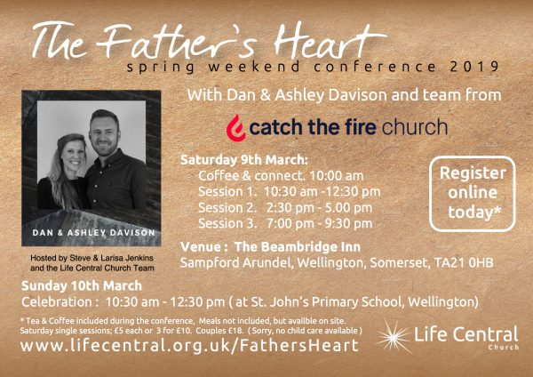 Father's Heart Conference