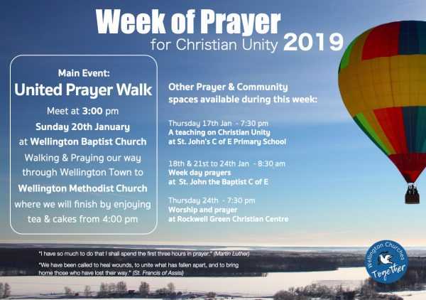 Week of Prayer for Unity