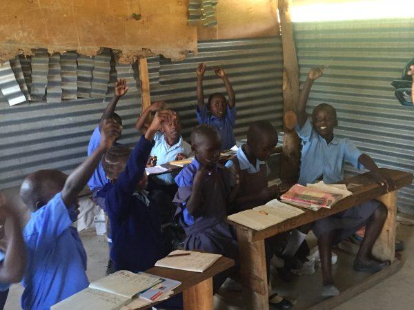 Steve & Larisa's agenda in Kenya