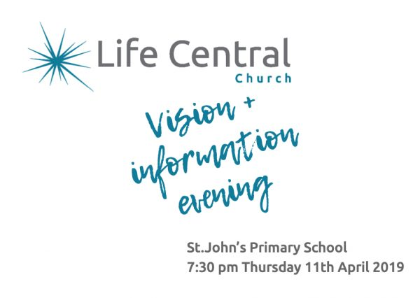 Vision and Information evening