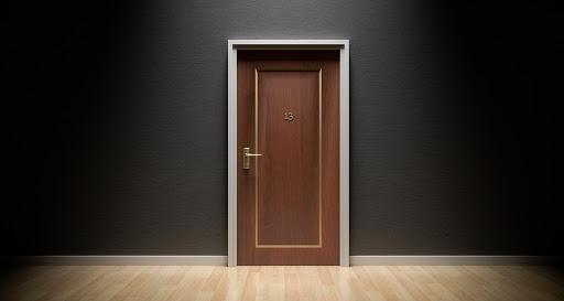 Behind closed doors..