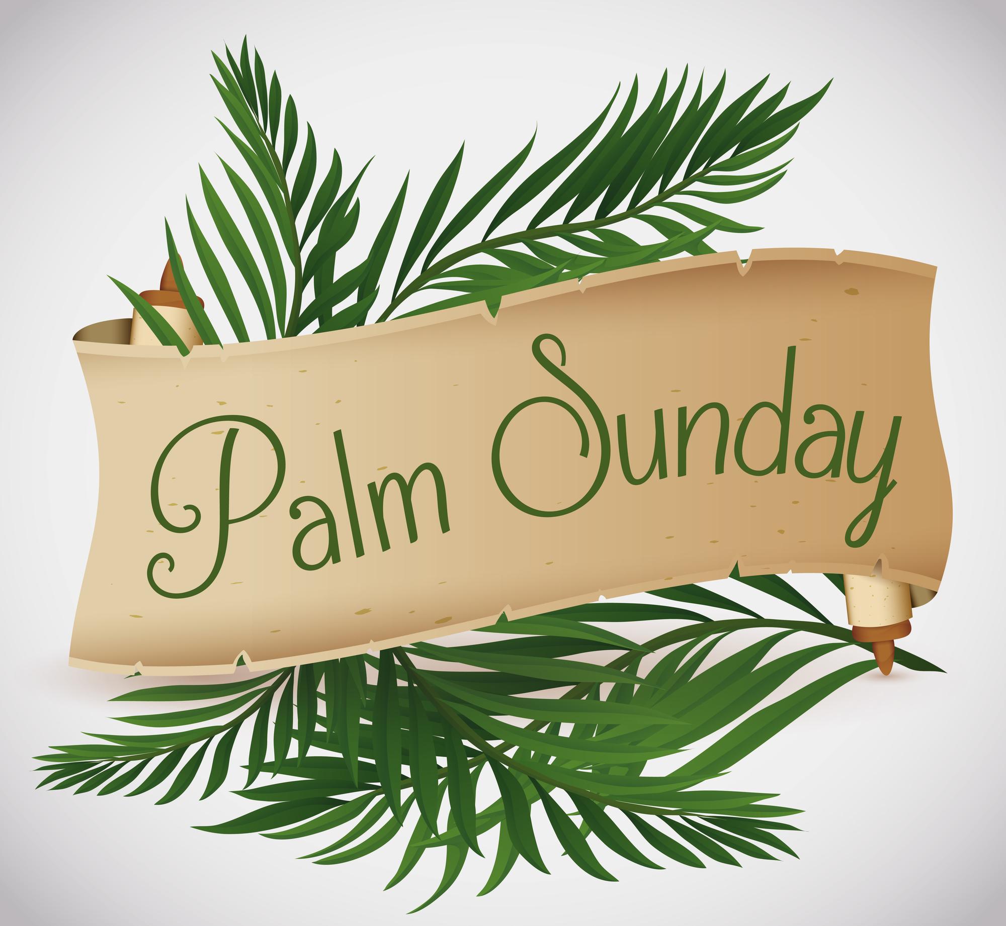 Palm Sunday Gathering
