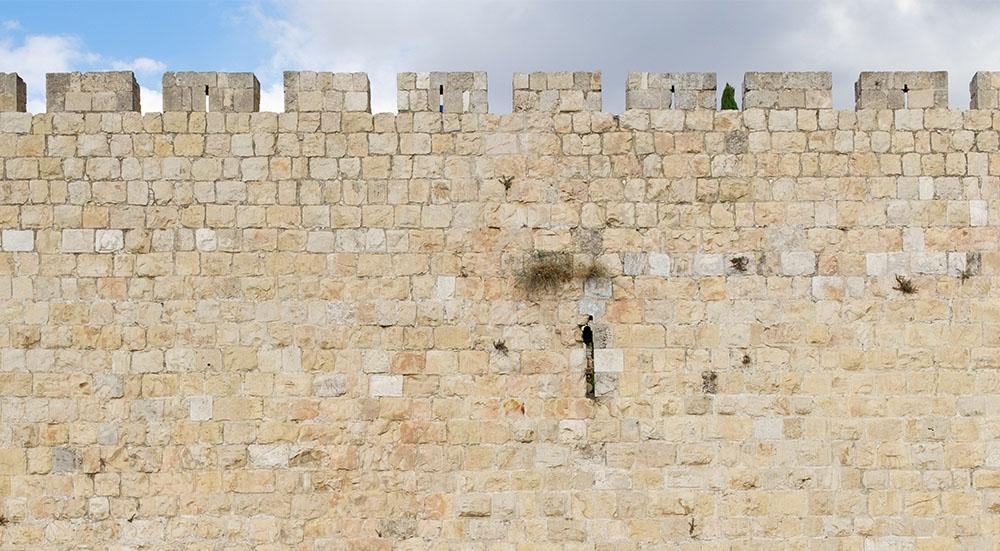 Nehemiah – the forerunner