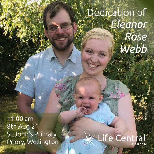Dedication : Eleanor Webb